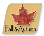 Autumn and Fall Parties