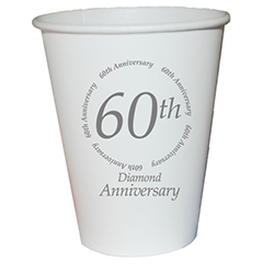 60th anniversary party supplies - 60th Diamond Anniversary party ideas