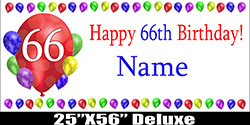 66 Happy Birthday Party Supplies