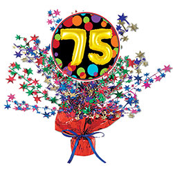 75th Birthday Party Supplies