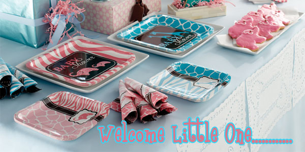 bulk baby shower party supplies
