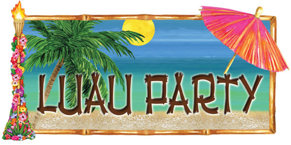 Image result for hawaiian luau party