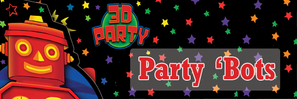 Bulk Party Bots Party Supplies