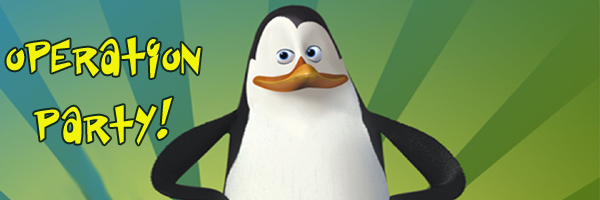 Bulk Penguins of Madagascar Party Supplies