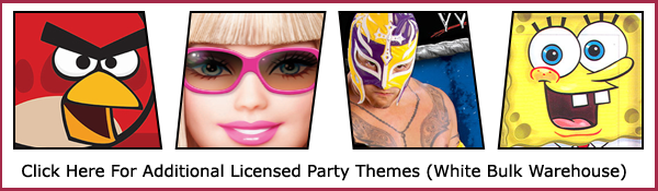 Bulk Licensed Party Supplies