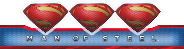 Bulk Superman Man of Steel Party Supplies