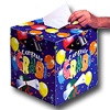 CARD BOX COLORFUL GRADUATION PARTY SUPPLIES
