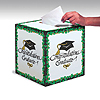 DISCONTINUED CARD BOX CONGRAT GRADUATE PARTY SUPPLIES