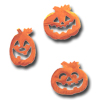 DISCONTINUED FOIL PUMPKIN DECORATIONS PARTY SUPPLIES