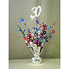 30TH BIRTHDAY CENTERPIECE-BALLOON WEIGHT PARTY SUPPLIES