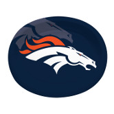 DENVER BRONCOS OVAL PLATTER PARTY SUPPLIES