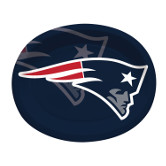 NEW ENGLAND PATRIOTS OVAL PLATTER PARTY SUPPLIES