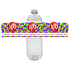 100TH BALLOON BLAST WATER BOTTLE LABEL PARTY SUPPLIES