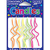 CRAZY CURL BRIGHTS CANDLE PARTY SUPPLIES