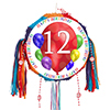 12TH BIRTHDAY BALLOON BLAST PINATA PARTY SUPPLIES