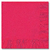 HOT PINK LUNCHEON NAPKIN (50 CT.) PARTY SUPPLIES