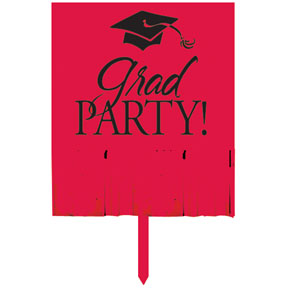 BULK GRADUATION YARD SIGNS & DOOR SIGNS