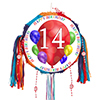 14TH BIRTHDAY BALLOON BLAST PINATA PARTY SUPPLIES