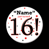 16! CUSTOMIZED BUTTON PARTY SUPPLIES