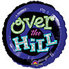 18IN PRISM OH NO! OVER THE HILL (5/CS) PARTY SUPPLIES