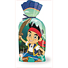 JAKE NEVER LAND PIRATE CELLO TREAT BAG PARTY SUPPLIES
