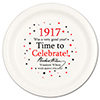 1917 - BIRTHDAY DINNER PLATE PARTY SUPPLIES