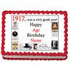 1917 PERSONALIZED ICING ART PARTY SUPPLIES