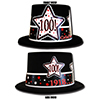 1918 - 100TH BIRTHDAY TOP HAT PARTY SUPPLIES