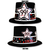 1920 - 99TH BIRTHDAY TOP HAT PARTY SUPPLIES