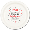 1920 - BIRTHDAY DINNER PLATE 8/PKG PARTY SUPPLIES
