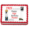 1921 PERSONALIZED ICING ART PARTY SUPPLIES