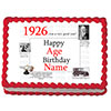 1926 PERSONALIZED ICING ART PARTY SUPPLIES