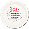 1935 - BIRTHDAY DINNER PLATE PARTY SUPPLIES