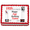 1935 PERSONALIZED ICING ART PARTY SUPPLIES