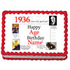 1936 PERSONALIZED ICING ART PARTY SUPPLIES