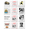 1937 - 82ND BIRTHDAY COASTER PARTY SUPPLIES