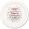 1937 - BIRTHDAY DINNER PLATE PARTY SUPPLIES