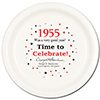 1955 - BIRTHDAY DINNER PLATE PARTY SUPPLIES