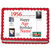 1956 PERSONALIZED ICING ART PARTY SUPPLIES