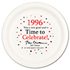 1996 - BIRTHDAY DINNER PLATE PARTY SUPPLIES