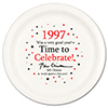1997 - BIRTHDAY DINNER PLATE PARTY SUPPLIES