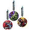 AVENGERS ASSEMBLE DANGLERS PARTY SUPPLIES