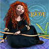 DISNEY'S BRAVE BEVERAGE NAPKIN PARTY SUPPLIES