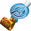 AVENGERS ASSEMBLE BLOWOUTS PARTY SUPPLIES