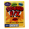 DISCONTINUED SOUND F/X PARTY ACTIVITY PARTY SUPPLIES