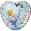 DISCONTINUED CINDERELLA DESSERT PLT PARTY SUPPLIES
