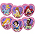 DISNEY'S PRINCESS PARTY SUPPLIES
