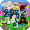 SMURFS 2 DINNER PLATES PARTY SUPPLIES