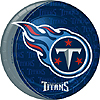 DISCONTINUED TENNESSEE TITANS DINNER PLT PARTY SUPPLIES