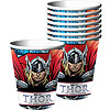 DISCONTINUED THOR HOT/COLD CUPS PARTY SUPPLIES